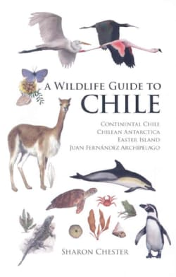 A Wildlife Guide to Chile: Continental Chile, Chilean Antarctica, Easter Island, Juan Fernandez Archipelago (Paperback)