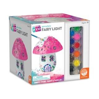Paint Your Own Porcelain Fairy Light