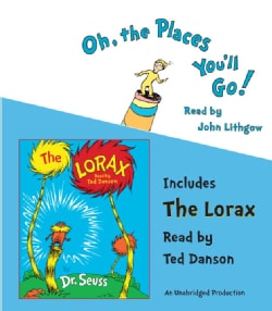 Oh, the Places You'll Go! / The Lorax (CD-Audio)