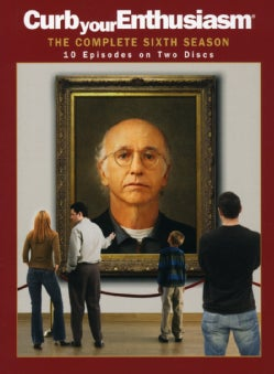 Curb Your Enthusiasm: The Complete Sixth Season (DVD)