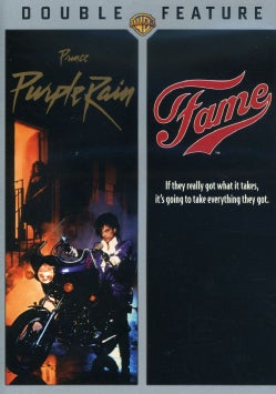 Purple Rain/Fame (DVD)