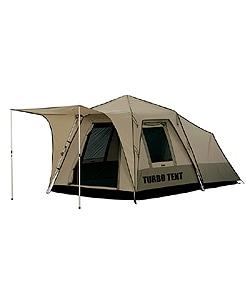 Black PineView 8 Turbo Tent