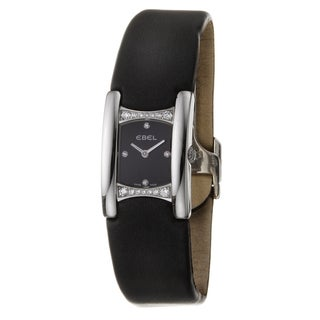 Ebel Beluga Manchette Women's Diamond Watch