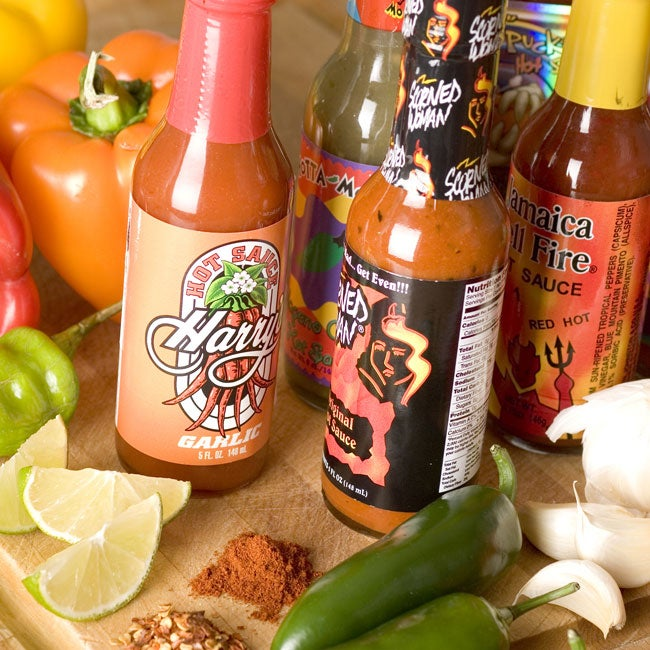 Hot Sauce of the Month Club (6 Months)
