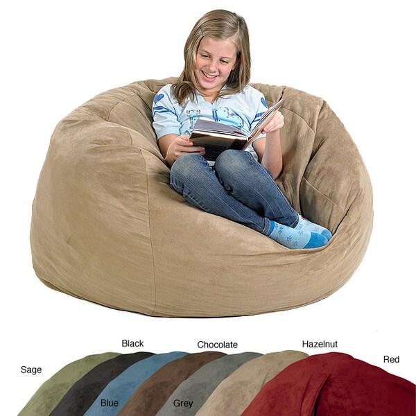Medium Memory Foam Lounge Bag