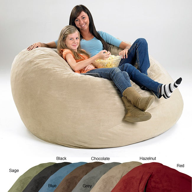 X-large Memory Foam Bean Bag