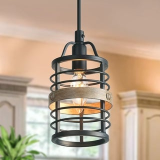 Carbon Loft Yochabel Transitional Lighting 1-light Mini Pendants Ceiling Lights