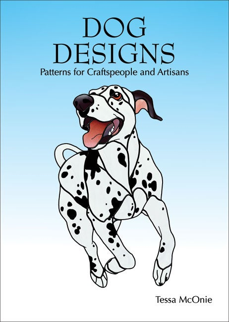 Dog Designs: Patterns for Craftspeople and Artisans (Paperback)