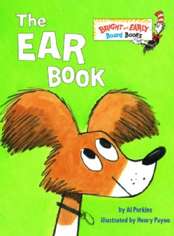The Ear Book (Board book)