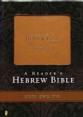 A Reader's Hebrew Bible (Paperback)
