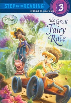 The Great Fairy Race (Paperback)