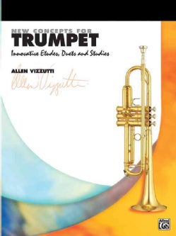 New Concepts for Trumpet: Innovative Etudes, Duets and Studies (Paperback)