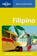 Lonely Planet Filipino Phrasebook (Paperback)