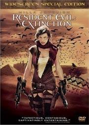 Resident Evil: Extinction (DVD)