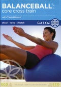 Balance Ball Core Cross Train (DVD)