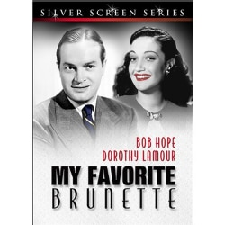 My Favorite Brunette (DVD)