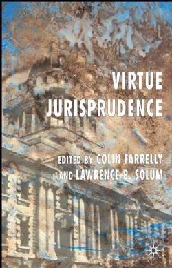 Virtue Jurisprudence (Hardcover)