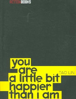 You Are a Little Bit Happier Than I Am (Paperback)