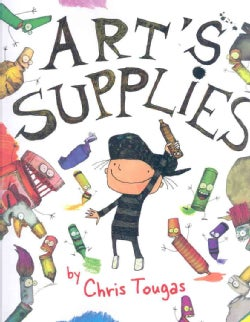 Art's Supplies (Hardcover)