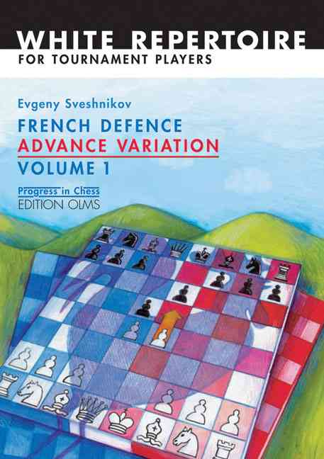 French Defence Advance Variation: Basic Course (Paperback)