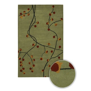 Hand-tufted Contemporary Ciara Rug (8' x 11')