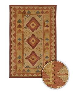 Handmade Mandara Wool Rug (8' x 11')