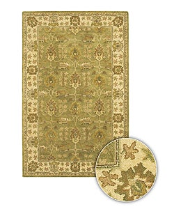 Hand-tufted Mandara Transitional Rug (8' x 11')