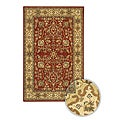 Hand-tufted Traditional Mandara Wool Rug (8' x 11')