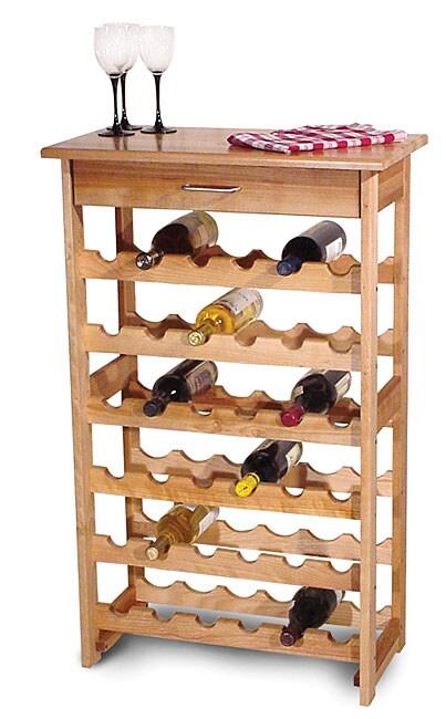 36 Bottle Storage Wine Rack