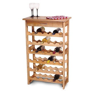 36 Bottle Storage Wine Rack