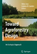 Toward Agroforestry Design: An Ecological Approach (Hardcover)