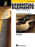 Essential Elements for Guitar: Comprehensive Guitar Method, Guitar Book 1 (Paperback)