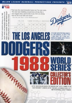 Los Angeles Dodgers 1988 World Series Collector's Edition (DVD)