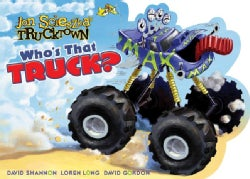 Who's That Truck? (Board book)