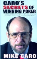Caro's Secrets of Winning Poker (Paperback)