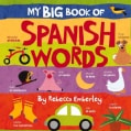 My Big Book of Spanish Words (Board book)