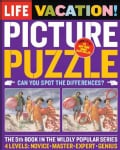 Life Picture Puzzle Vacation (Paperback)