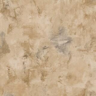 Confetti Wallpaper in Ochre & Browns