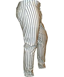 Yankees Kelly Stinnett No. 33 2006 Game Used Home Pants