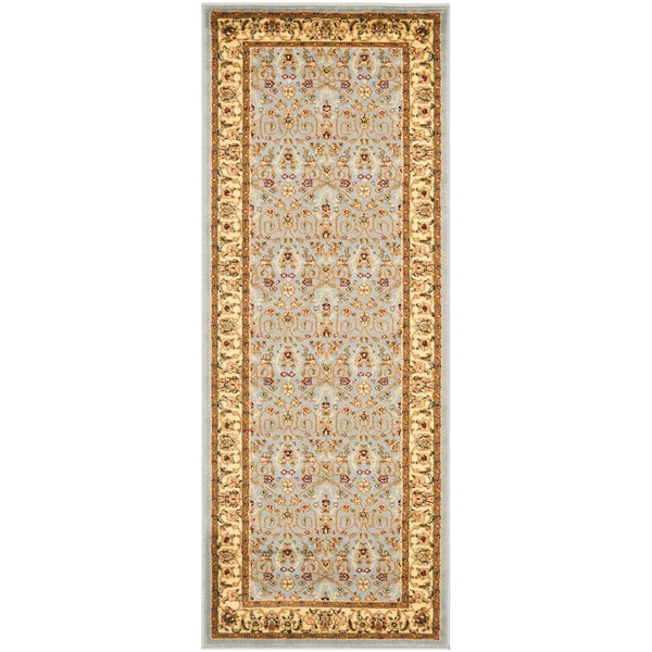 Safavieh Lyndhurst Oriental Light Blue/ Ivory Runner (2'3 x 14')