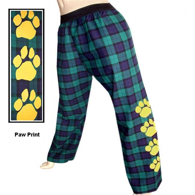 Human-i-Tees Women's Flannel Lounge Pants