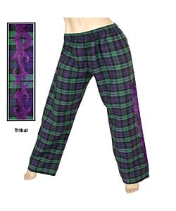 Human-i-Tees Women's Flannel Lounge Pants