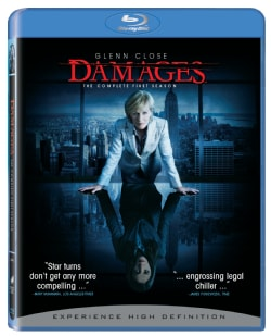 Damages: The Complete First Season (Blu-ray Disc)