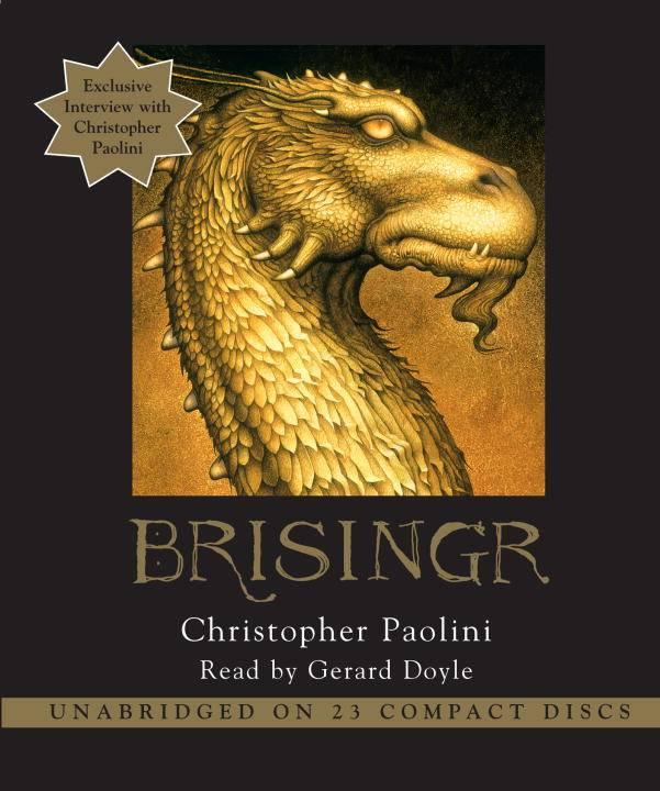 Brisingr (CD-Audio)