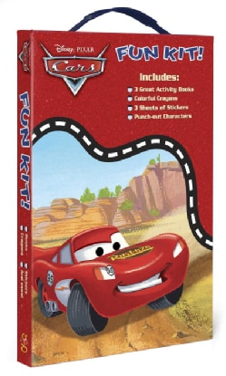 Cars Fun Kit! (Hardcover)