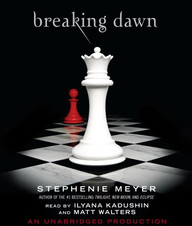 Breaking Dawn (CD-Audio)