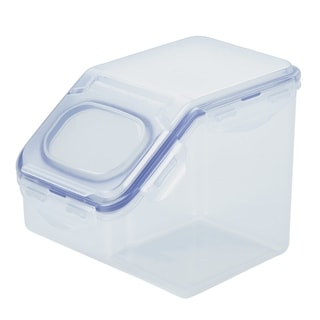 Easy Essentials Pantry Food Storage Container with Flip Lid, 10.6C