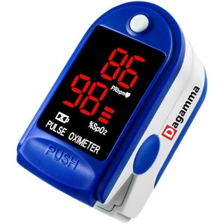 Finger Pulse Oximeter DP100 by Dagamma