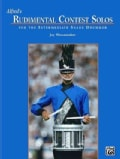 Alfred's Rudimental Contest Solos: For the Intermediate Snare Drummer (Paperback)