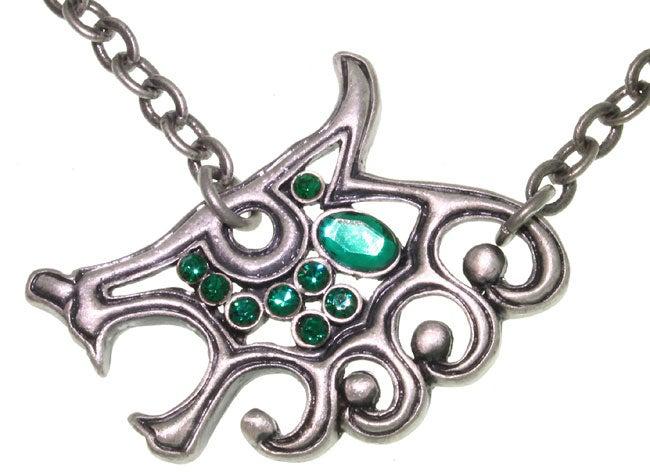CGC Celtic Wolf Pewter Unisex Necklace